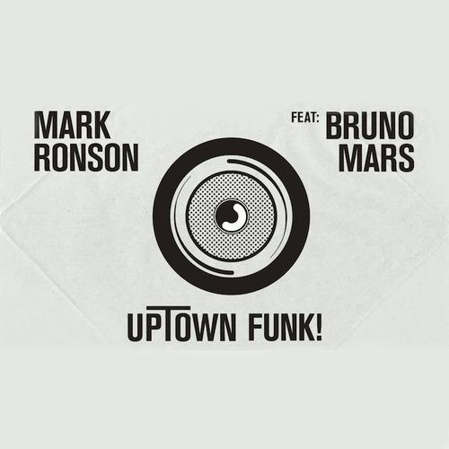 Mark Ronson Uptown Funk (feat. Bruno Mars) cover art