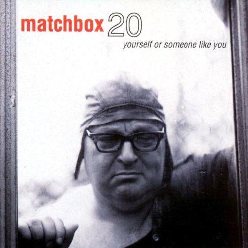 Matchbox 20 Push cover art