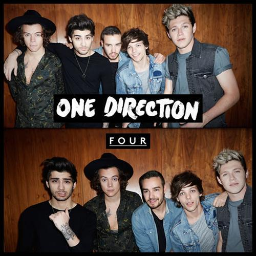 One Direction Night Changes cover art