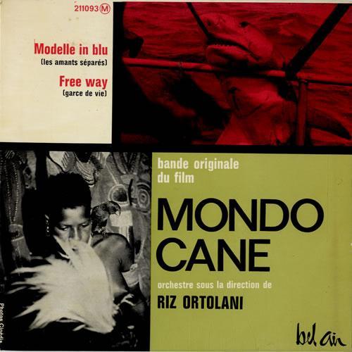 Riz Ortolani More (Ti Guarderò Nel Cuore) cover art