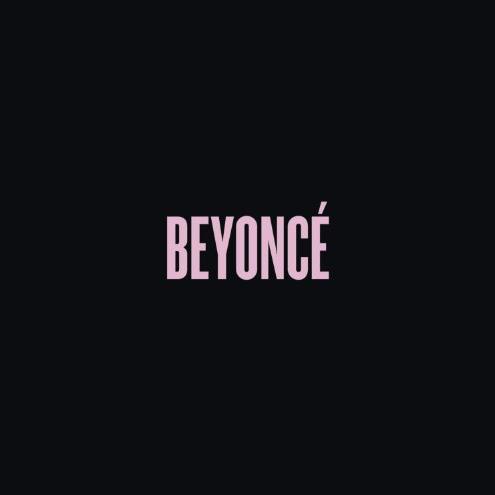 Beyoncé Haunted cover art