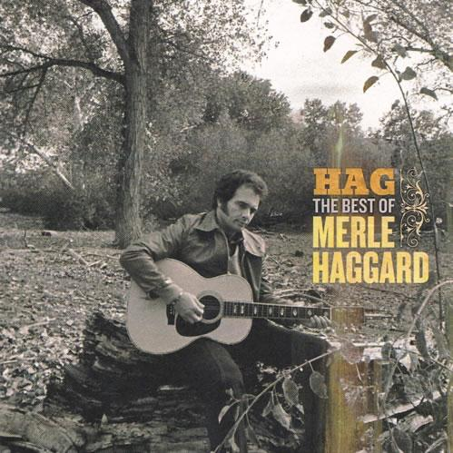 Merle Haggard Today I Started Loving You Again cover art