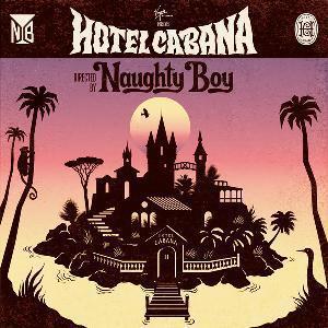 Naughty Boy featuring Sam Smith La La La cover art