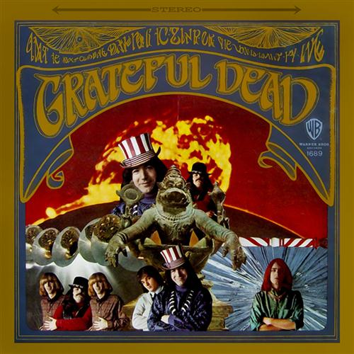 Grateful Dead (Walk Me Out In The) Morning Dew cover art