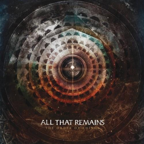 All That Remains Victory Lap cover art