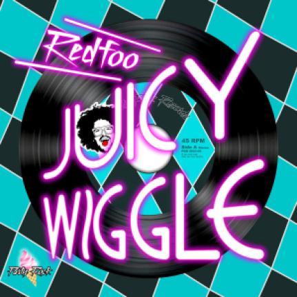 Redfoo Juicy Wiggle cover art