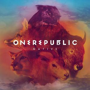 OneRepublic Feel Again cover art