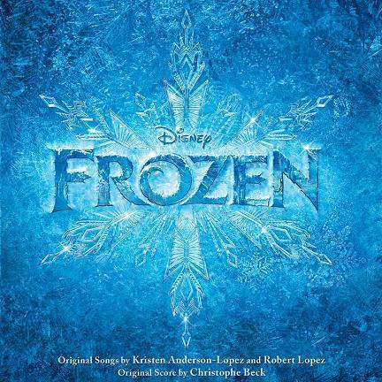 Idina Menzel Let It Go (from Frozen) cover art