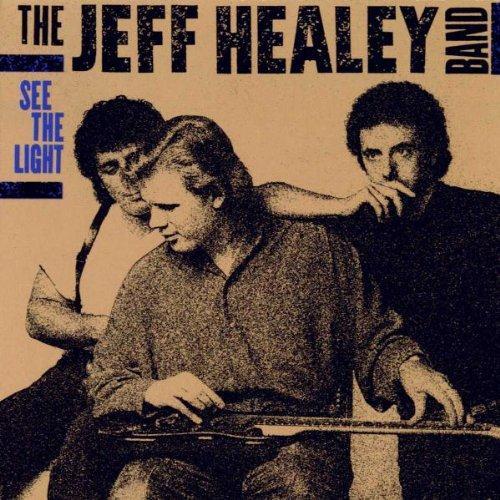 Jeff Healey Band Angel Eyes cover art