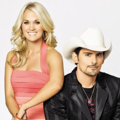 Brad Paisley Duet With Carrie Underwood Remind Me cover art
