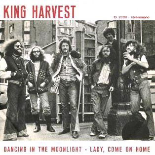 King Harvest Dancin' In The Moonlight cover art