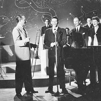 Jack Leonard with Tommy Dorsey Orchestra All The Things You Are cover art