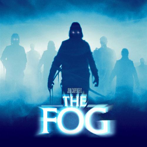 John Carpenter The Fog cover art