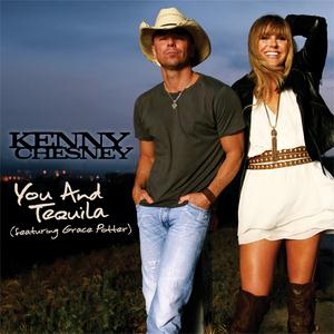 Kenny Chesney featuring Grace Potter You And Tequila cover art