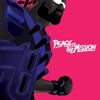 Major Lazer & DJ Snake Feat. MØ Lean On cover art
