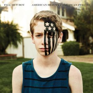Fall Out Boy American Beauty/American Psycho cover art