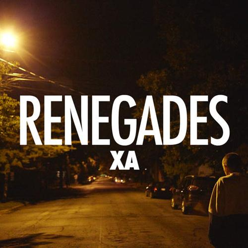 X Ambassadors Renegades cover art
