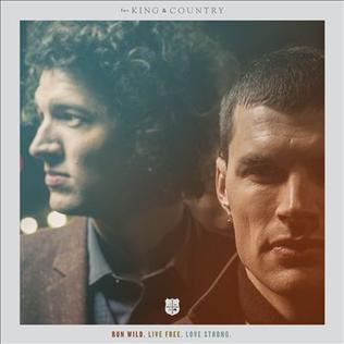 for KING & COUNTRY Shoulders (On Your Shoulders) cover art