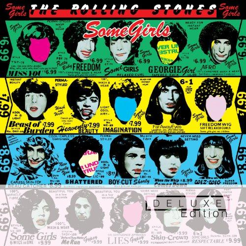 The Rolling Stones When The Whip Comes Down cover art