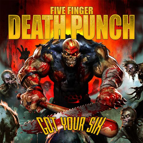 Five Finger Death Punch Jekyll And Hyde cover art
