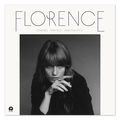Florence And The Machine How Big, How Blue, How Beautiful cover art
