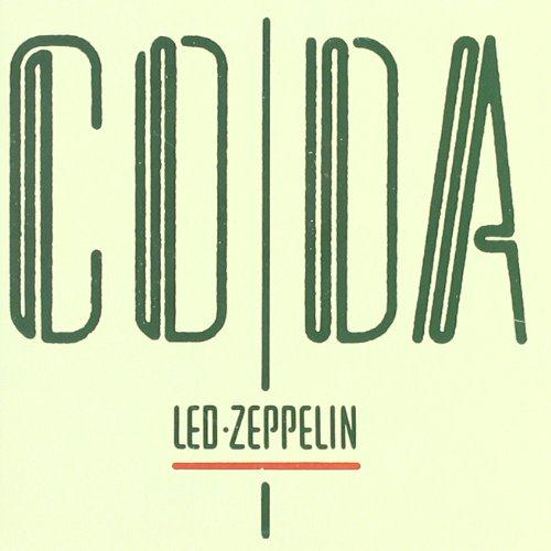 Led Zeppelin Hey, Hey What Can I Do cover art
