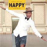 Pharrell Williams Happy cover kunst