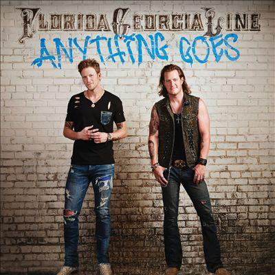 Florida Georgia Line Anything Goes cover art