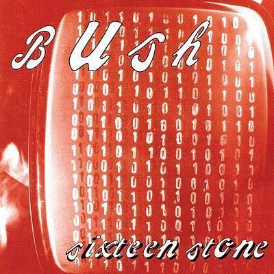 Bush Machinehead cover art