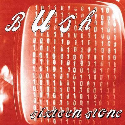 Bush Glycerine cover art