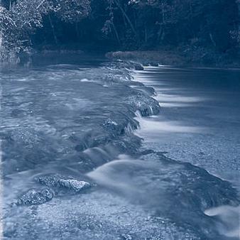 Douglas Nolan In The Valley Flows A River cover art