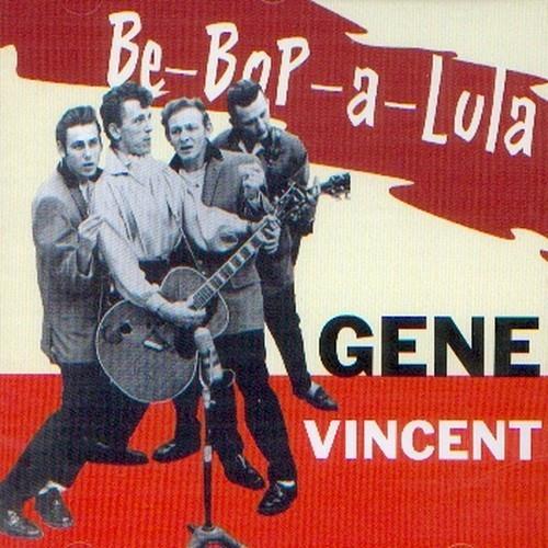 Gene Vincent & Tex Davis Be-Bop-A-Lula cover art