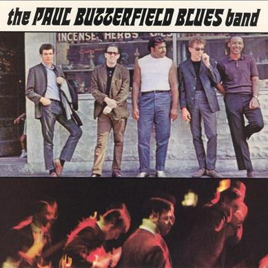 The Paul Butterfield Blues Band Blues With A Feeling cover art