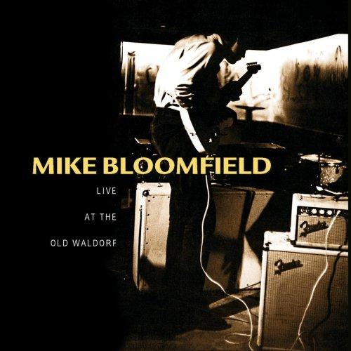 Michael Bloomfield Further On Up The Road cover art