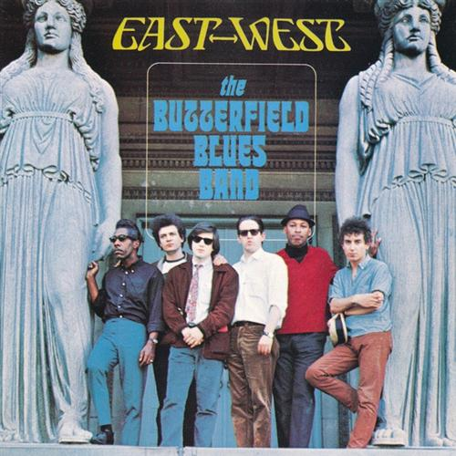 The Paul Butterfield Blues Band I Got A Mind To Give Up Living cover art
