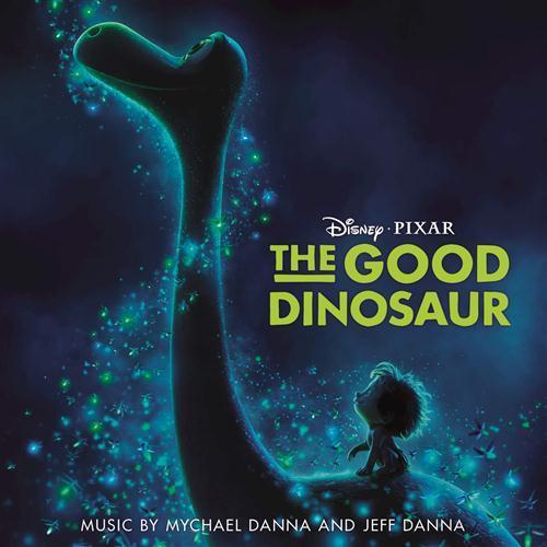 Mychael & Jeff Danna Goodbye Spot cover art