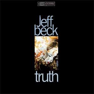 Jeff Beck Greensleeves cover art