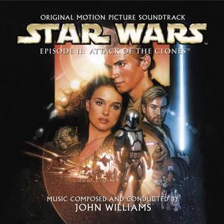 John Williams Across The Stars cover art