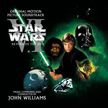 John Williams Luke And Leia cover art