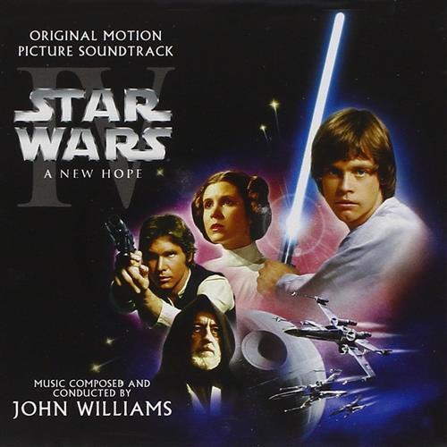 John Williams Princess Leia's Theme cover art
