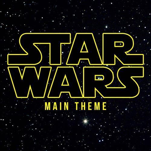 John Williams Star Wars (Main Theme) cover art