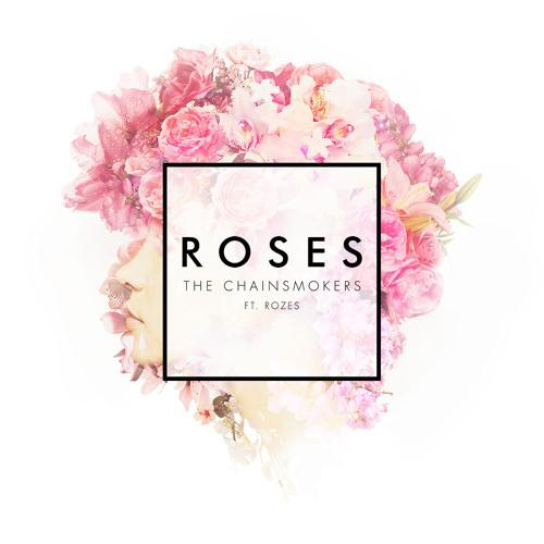 The Chainsmokers featuring ROZES Roses cover art