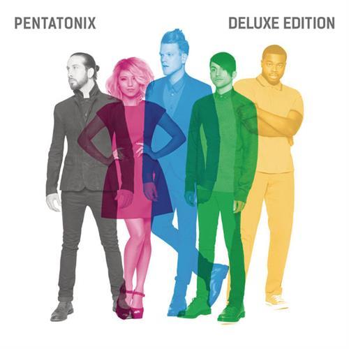 Pentatonix Cheerleader cover art