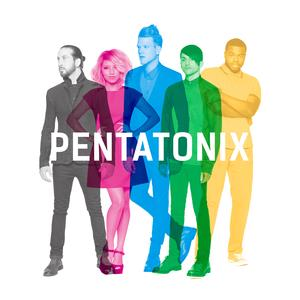 Pentatonix Cracked cover art