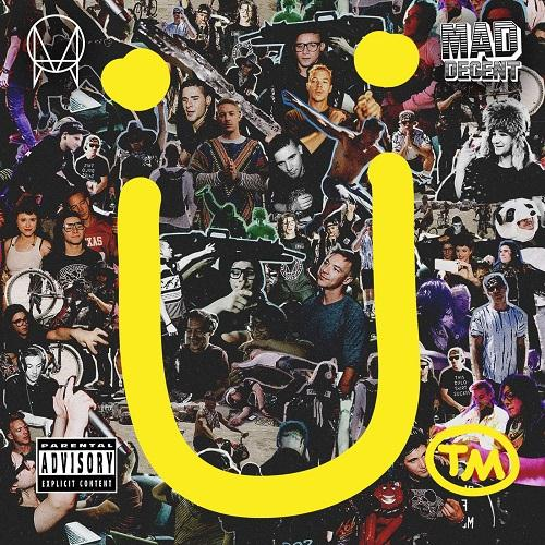 Skrillex & Diplo With Justin Bieber Where Are U Now cover art