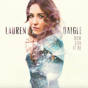 Lauren Daigle Trust In You cover art