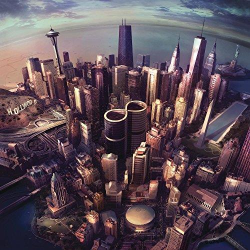 Foo Fighters Congregation cover art