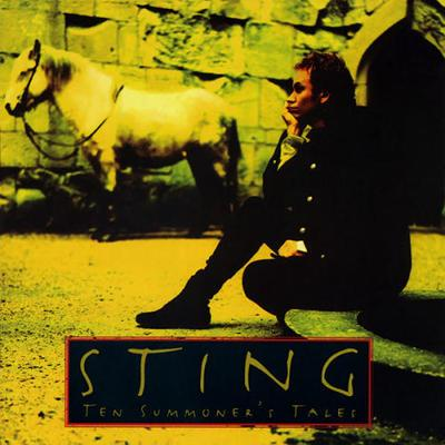Sting Fields Of Gold cover art