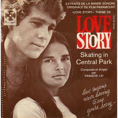Francis Lai Love Story cover art