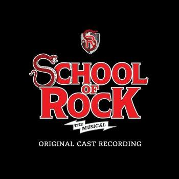 Andrew Lloyd Webber When I Climb To The Top Of Mount Rock (from School Of Rock: The Musical) cover art